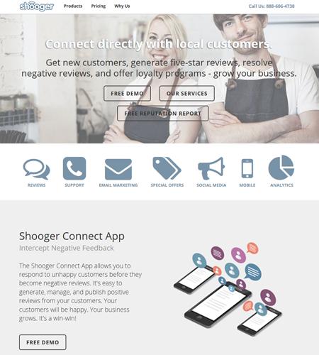 ecco app for merchants